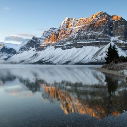 Bow-Lake-Sunrise-1