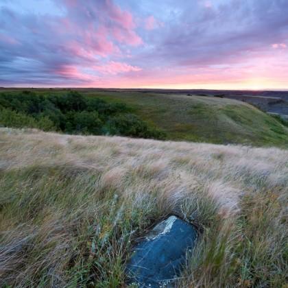 Dry-Island-Buffalo-Jump-Sunrise-1