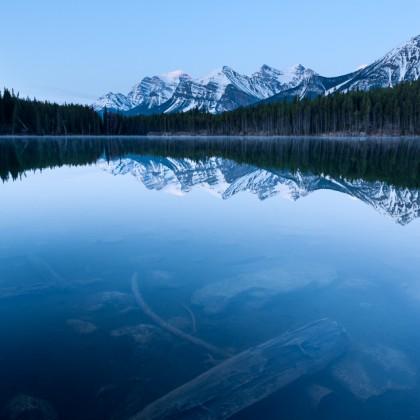 Herbert-Lake-Sunrise-1