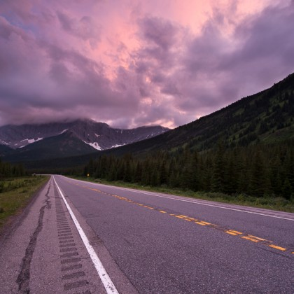 Highway-40-Sunset
