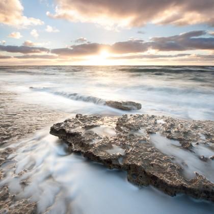 Kauai-Kapaa-Beach-Sunrise