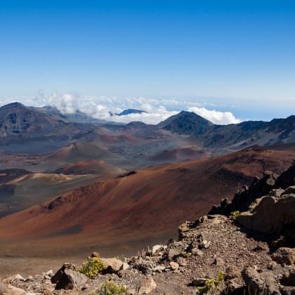 Maui-Haleakala-Crater-View