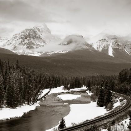 Morant's-Curve-Winter-BW